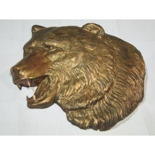 "Барельеф ""Медведь"""