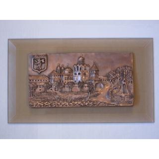 Спасо-Преображенский монастырь, открытка